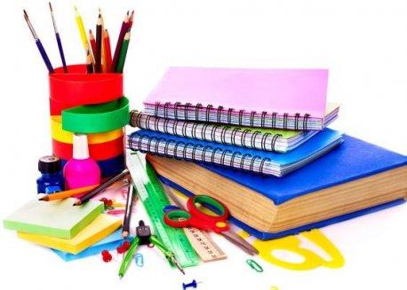 Kits escolares (imagen ilustrativa).